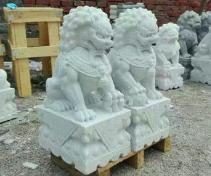 河南小石狮子价格 欢迎来电 嘉祥旭磊石材供应