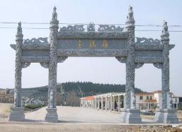 江苏原装石牌楼多少钱 欢迎来电 嘉祥旭磊石材供应