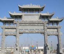 江苏优质石雕牌坊雕刻 欢迎来电 嘉祥旭磊石材供应