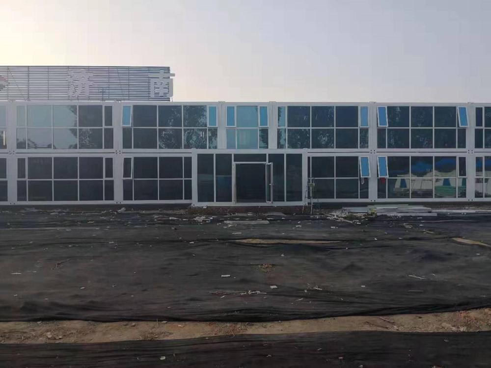 大通区岩棉板活动板房多少钱一平方 服务为先 安徽锦顺钢构供应