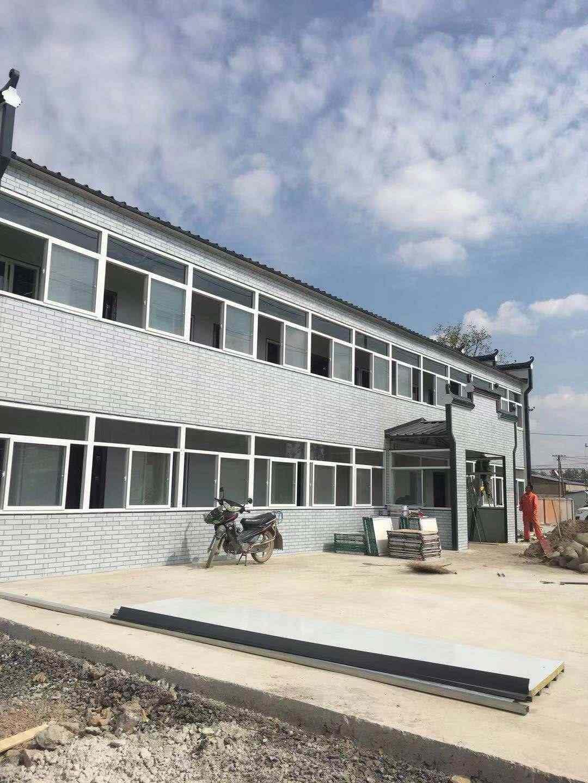 池州岩棉板活动板房厂房 诚信服务 安徽锦顺钢构供应