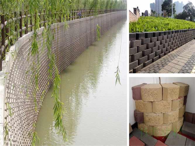 三门峡植草挡土墙砖报价,挡土墙砖