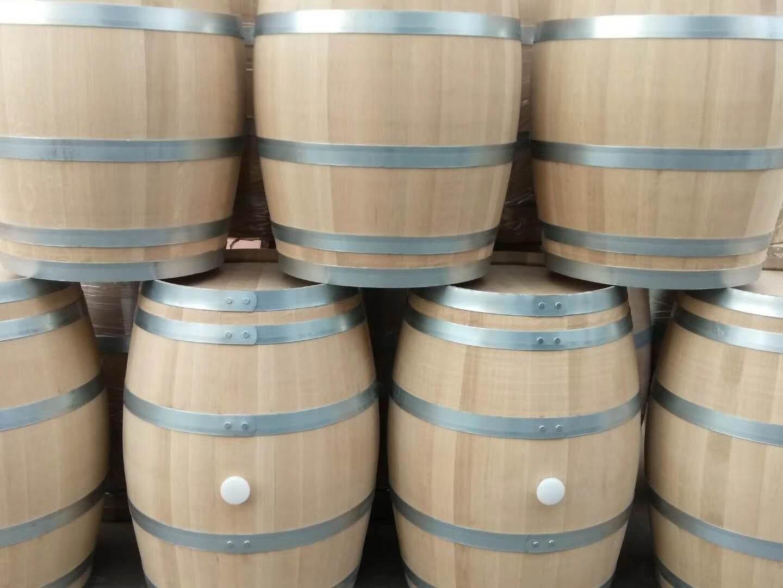 山东装饰橡木桶报价,橡木桶