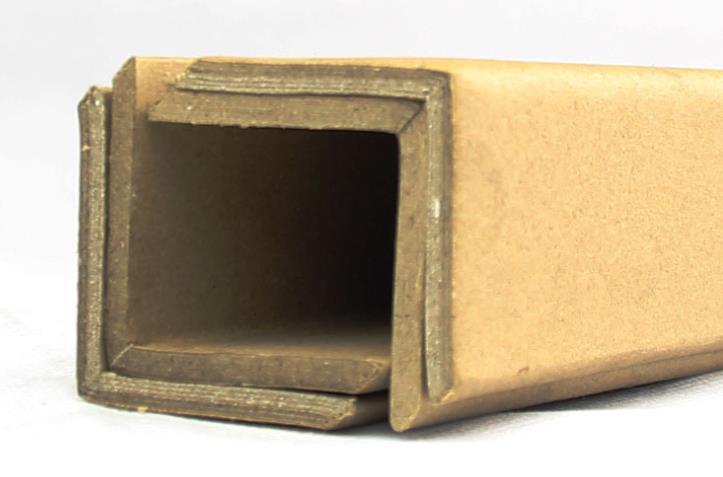 甘肃口碑好L型纸护角销售厂家 欢迎来电 陕西金囤实业供应