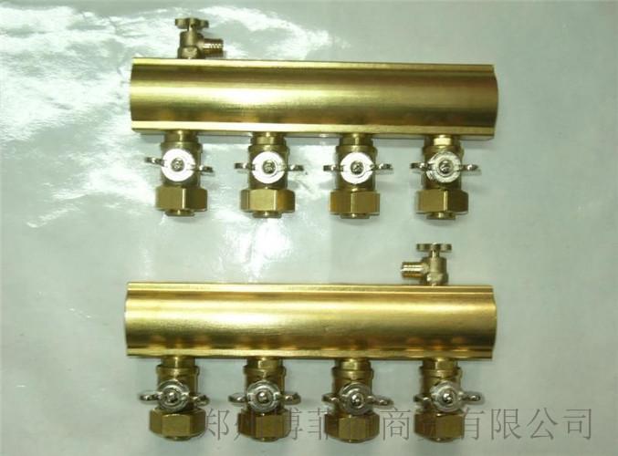 登封单排pe分水器安装 值得信赖 郑州博菲德商贸供应