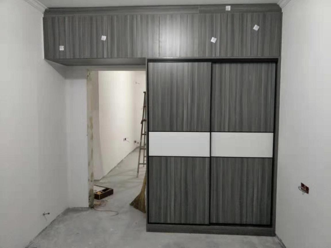 老城区整体衣柜定制家具「洛阳臻珂家具供应」