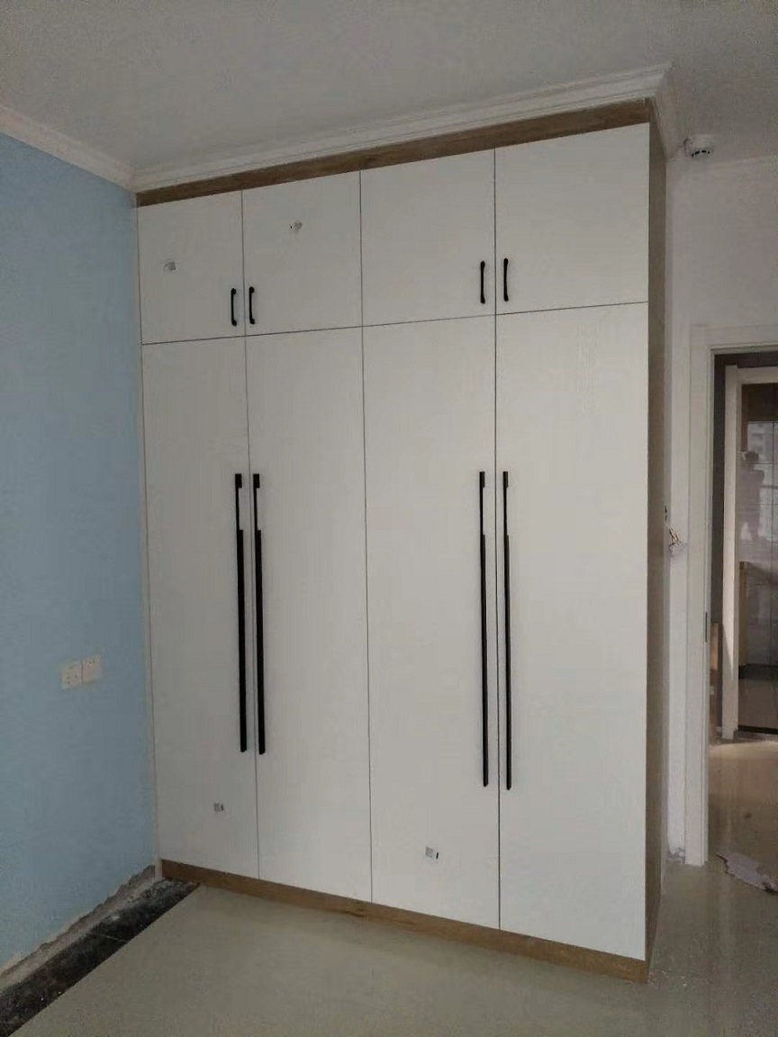 板材衣柜定制哪個品牌好「洛陽臻珂家具供應」