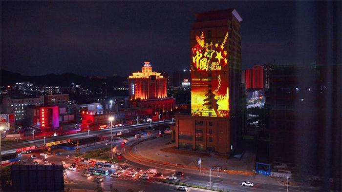 楼体投影方案 欢迎来电「河南中影电子科技供应」
