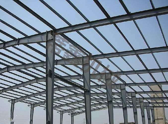 开封框架钢结构厂房 服务至上「郑州蒂鑫机械设备供应」