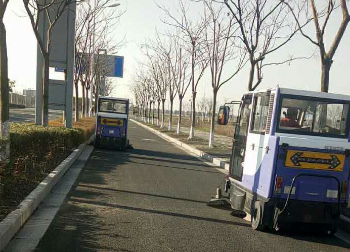 郑州道路保洁哪家专业,道路保洁