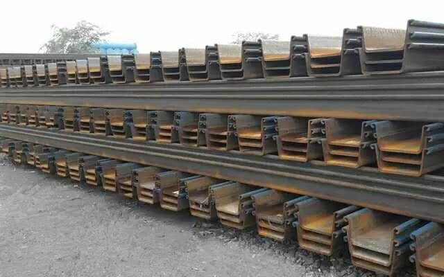云南SY390钢板桩施工团队,钢板桩