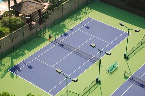 西城区广州标准硅PU轮滑场材料「广东省德克瑞环保涂料供应」