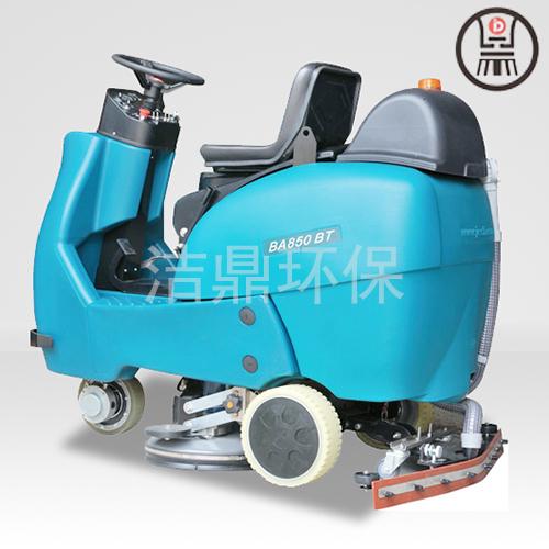 天津小型洗地车哪家好 山东洁鼎环保科技供应