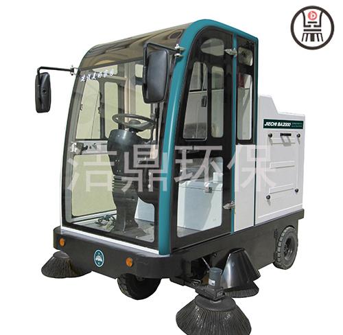 海南全自动扫地车多少钱 山东洁鼎环保科技供应