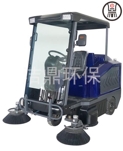 天津手推掃地車生產廠家 山東潔鼎環保科技供應