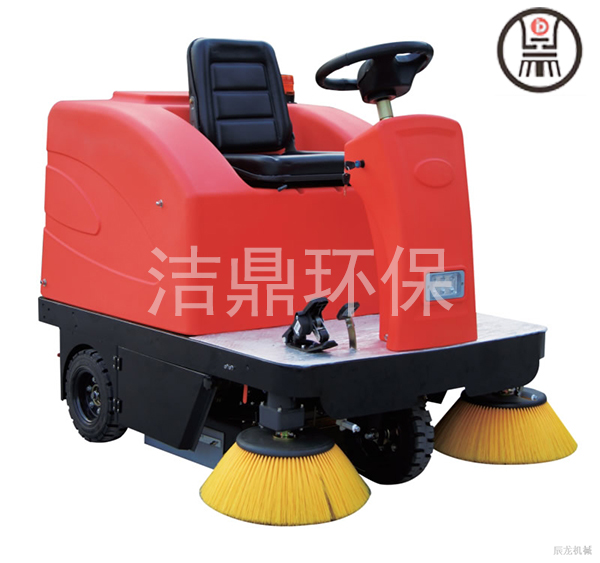 安徽驾驶式半封闭扫地机品牌有哪些 山东洁鼎环保科技供应
