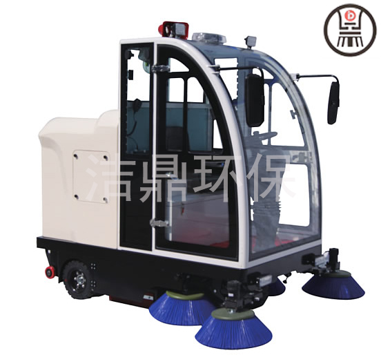 黑龙江扫地机对比 山东洁鼎环保科技供应