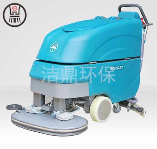 甘肃全自动洗地机的用途 山东洁鼎环保科技供应
