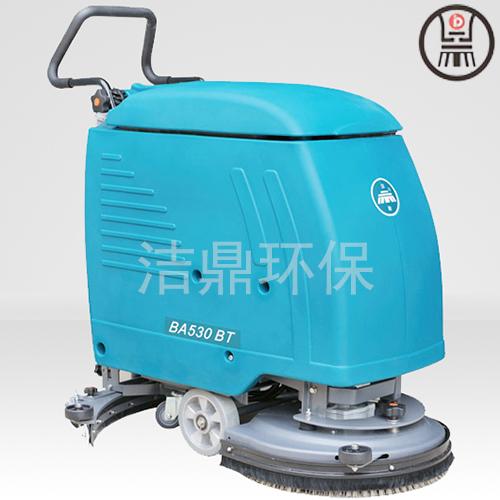 陕西全自动洗地机多少钱一台 山东洁鼎环保科技供应