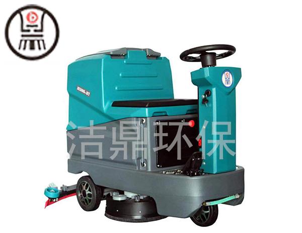 新疆单刷洗地机的用途 山东洁鼎环保科技供应