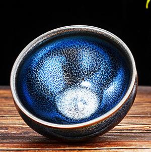 名家建盏喝茶「南平市建阳区水吉镇途豪建盏陶瓷供应」