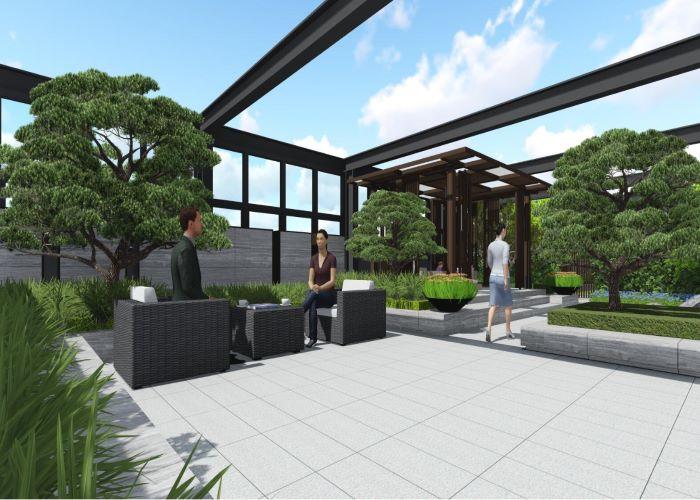 宝安区园林工程制造厂家,园林工程