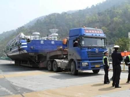 上海到延安超大件公路运输,上海超大件运输