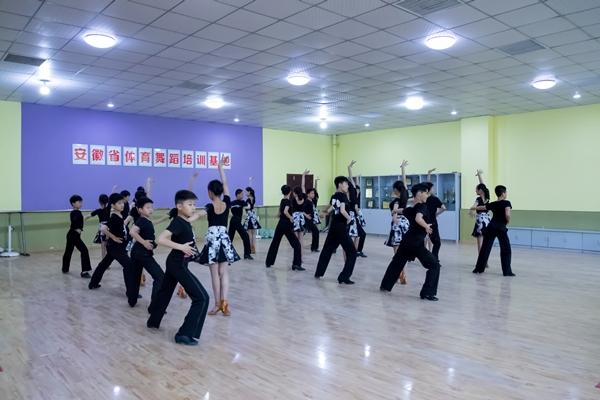 蚌山区儿童体育舞蹈比赛 推荐咨询 蚌埠市领航舞蹈供应