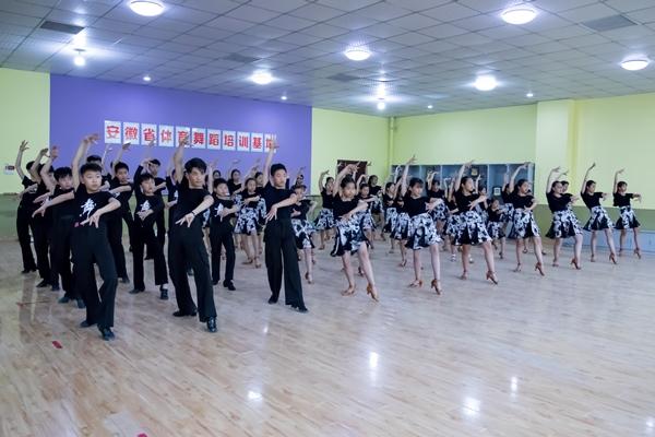 蚌埠经开区斗牛拉丁舞培训学校 欢迎来电 蚌埠市领航舞蹈供应