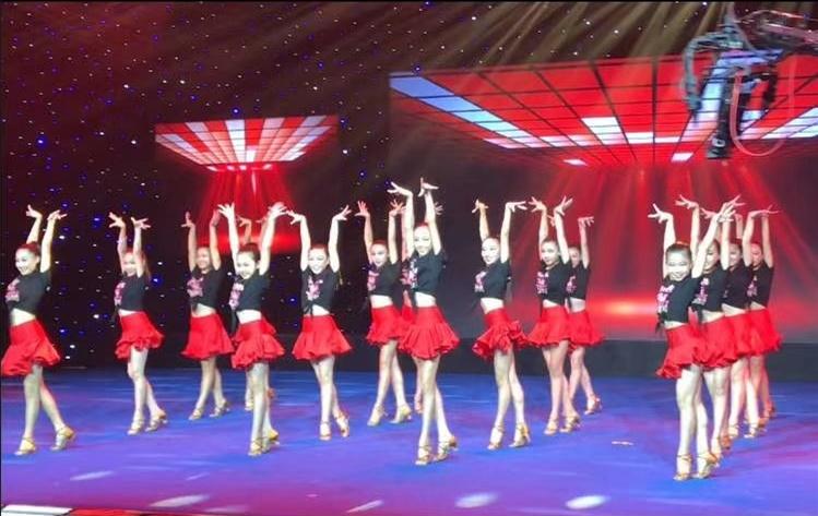 五河速成拉丁舞选手班,拉丁舞