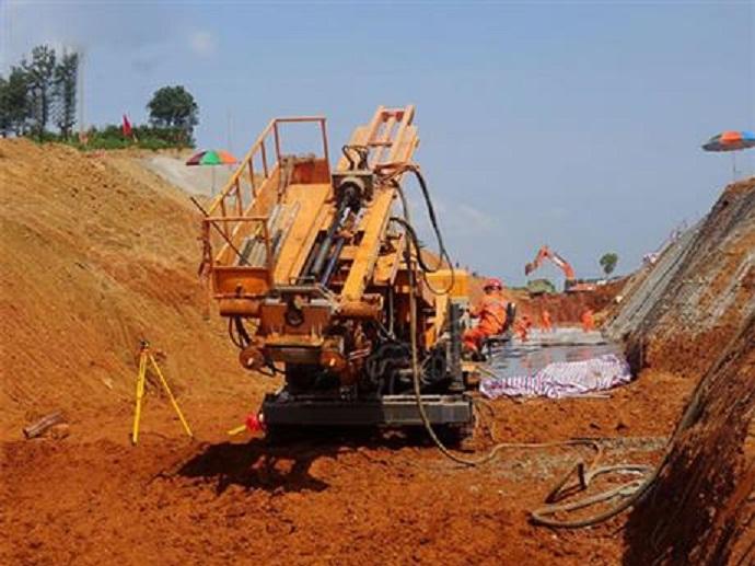 山东基坑钻机价格,基坑钻机
