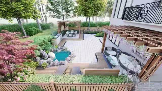 上海优质园林景观花园哪家强,园林景观花园