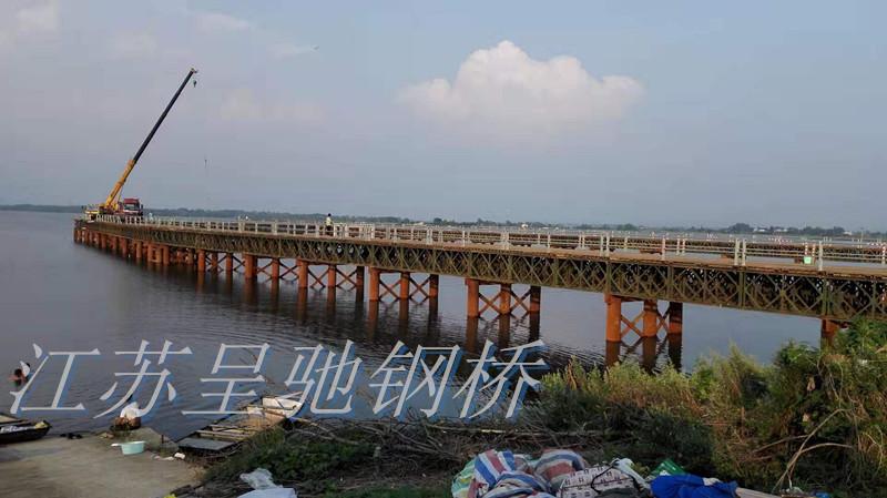 江西混凝土装配式公路桥梁打桩机 欢迎来电 江苏呈驰钢桥供应