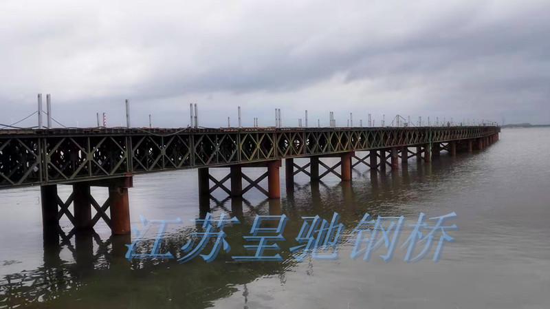 重庆提供高速装配式公路桥梁拆除价格 来电咨询 江苏呈驰钢桥供应