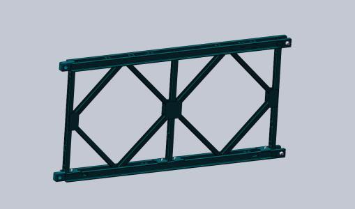 广西快速桥梁贝雷桥贝雷片梁 创造辉煌 江苏呈驰钢桥供应