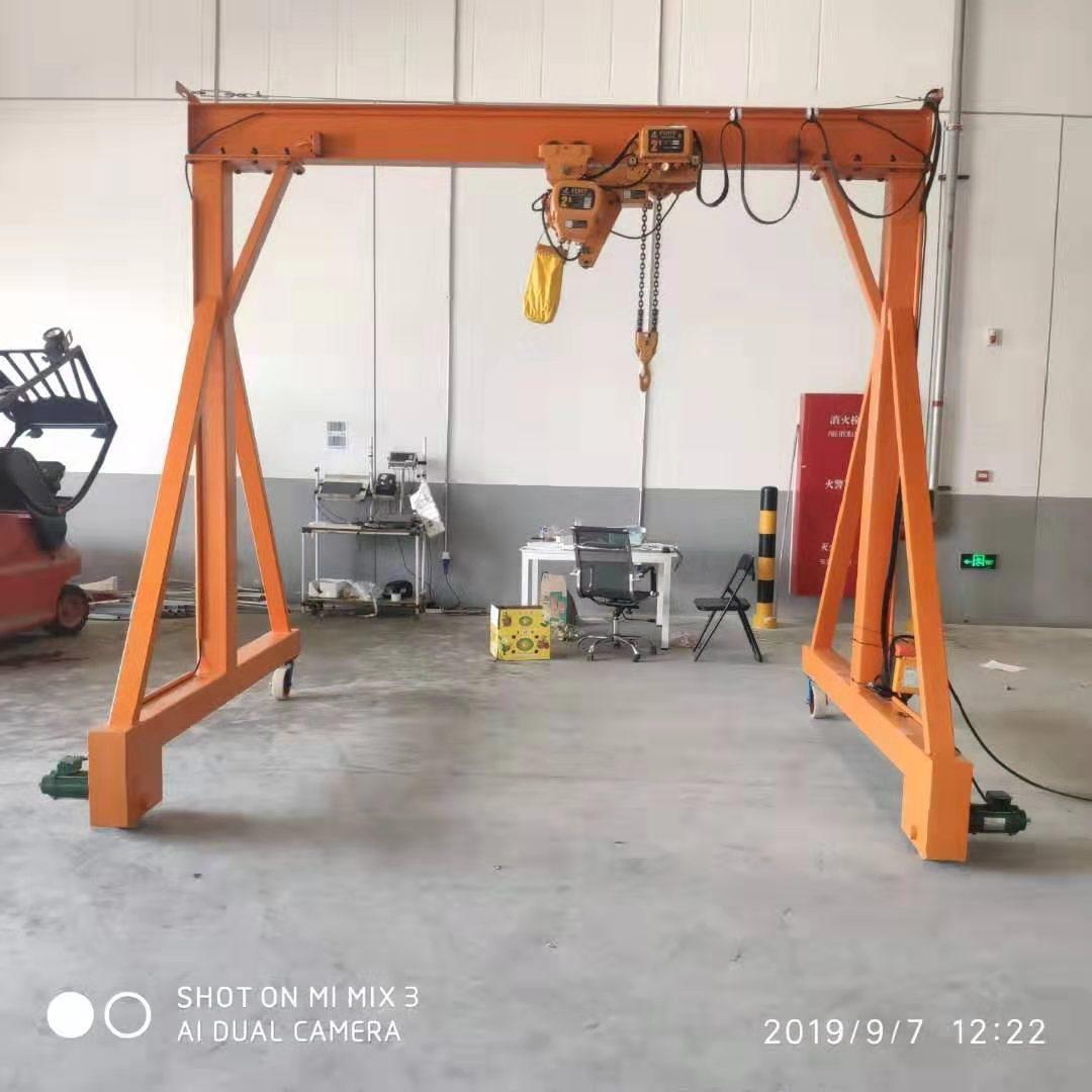 滨州3t龙门架航吊/行吊/行车/天车 泰安益腾起重机械供应