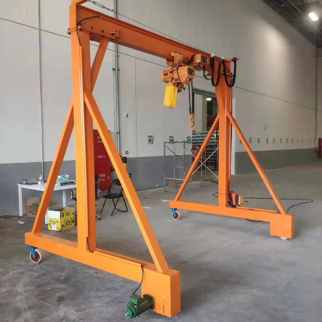 山东1吨龙门架推荐 泰安益腾起重机械供应