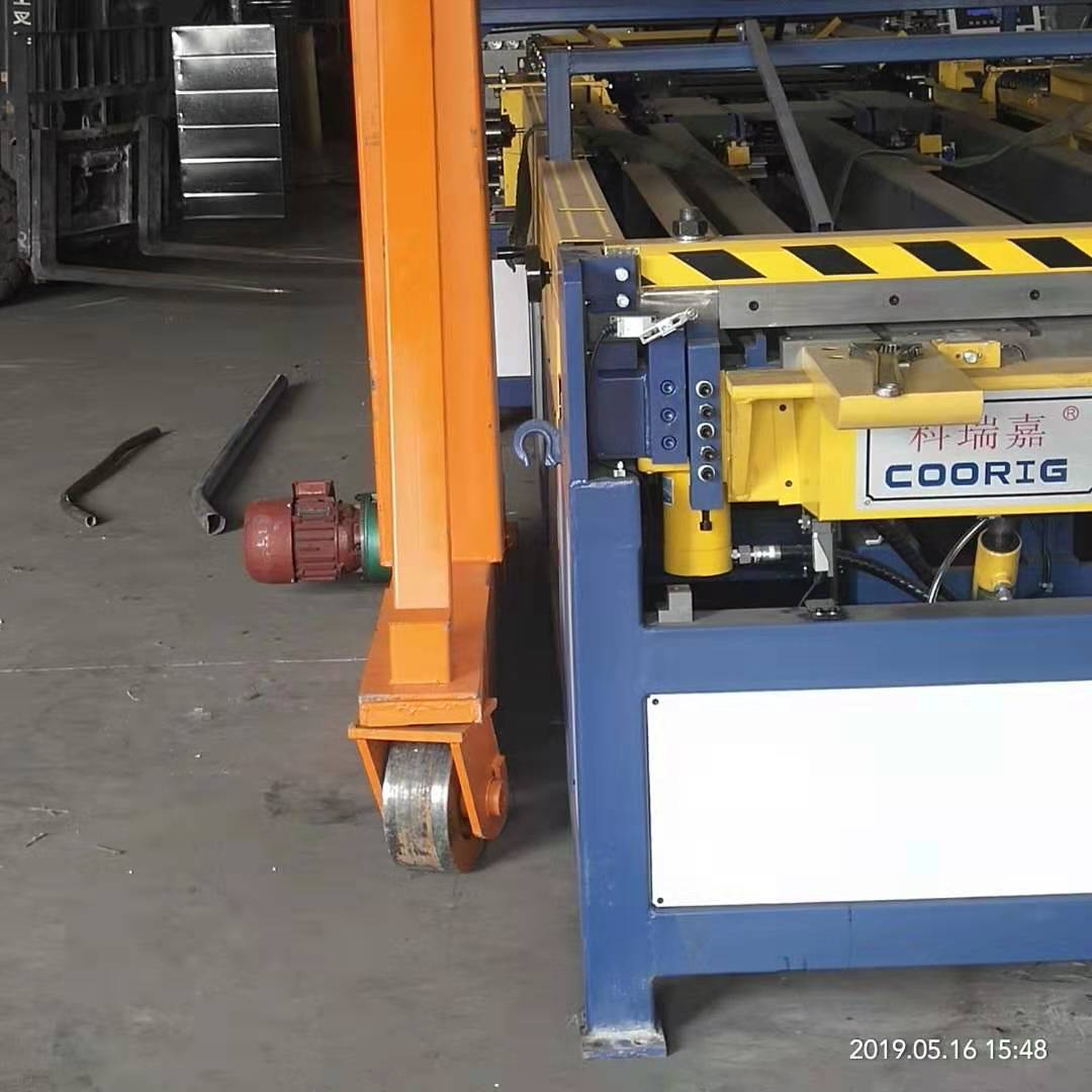 潍坊八吨龙门架悬臂吊 泰安益腾起重机械供应