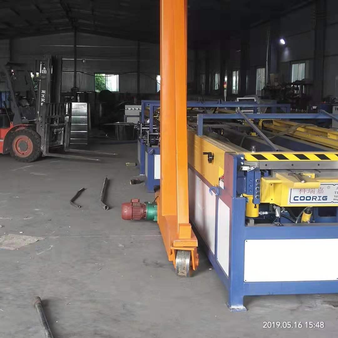 山东电动旋转式龙门架报价 泰安益腾起重机械供应