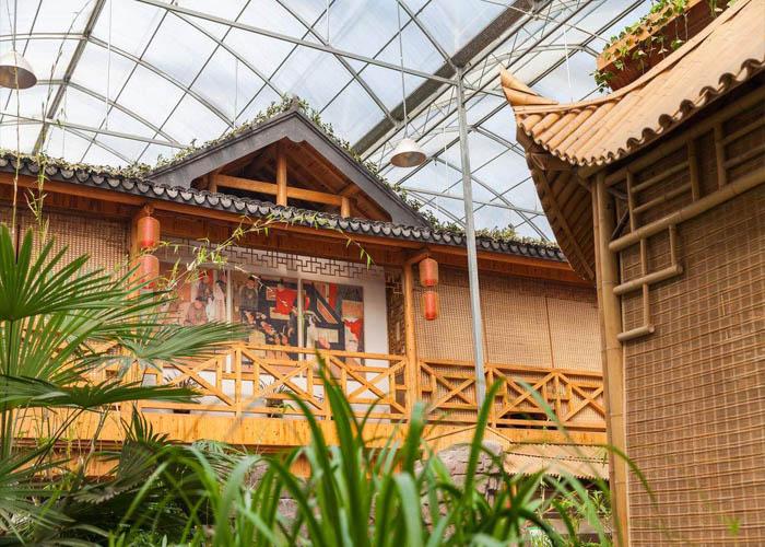 普洱花卉温室大棚工程 值得信赖 云南姚前达温室大棚工程供应