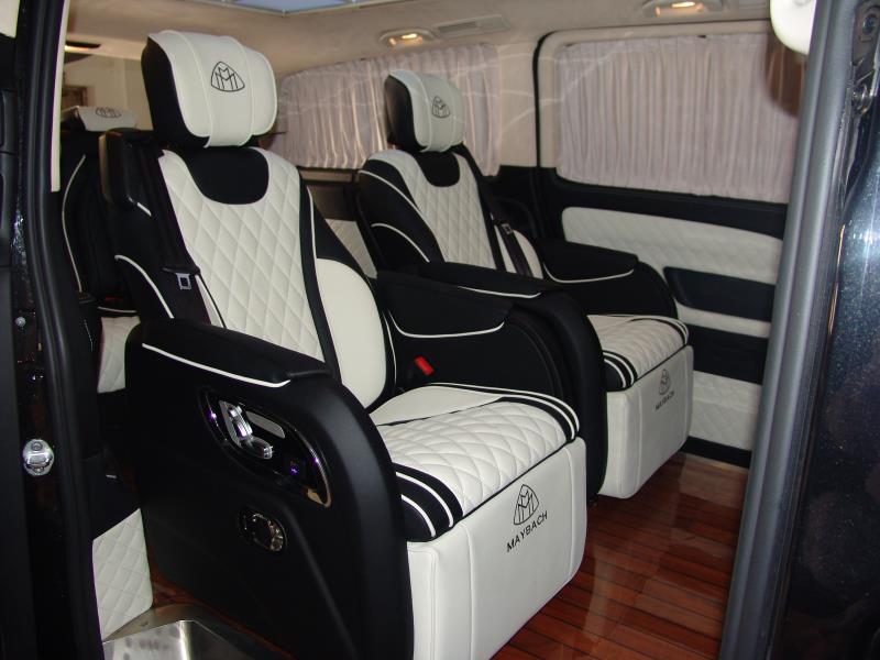 奔驰威霆款航空座椅找哪家 苏州正邦房车内饰供应