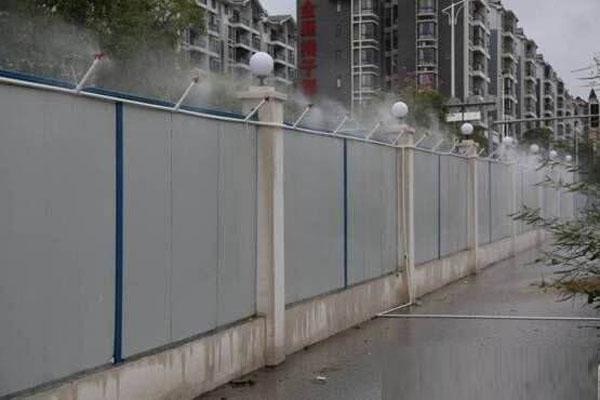 湖南建筑工地喷淋系统厂家 诚信互利 巨鹿县创达机械制造供应