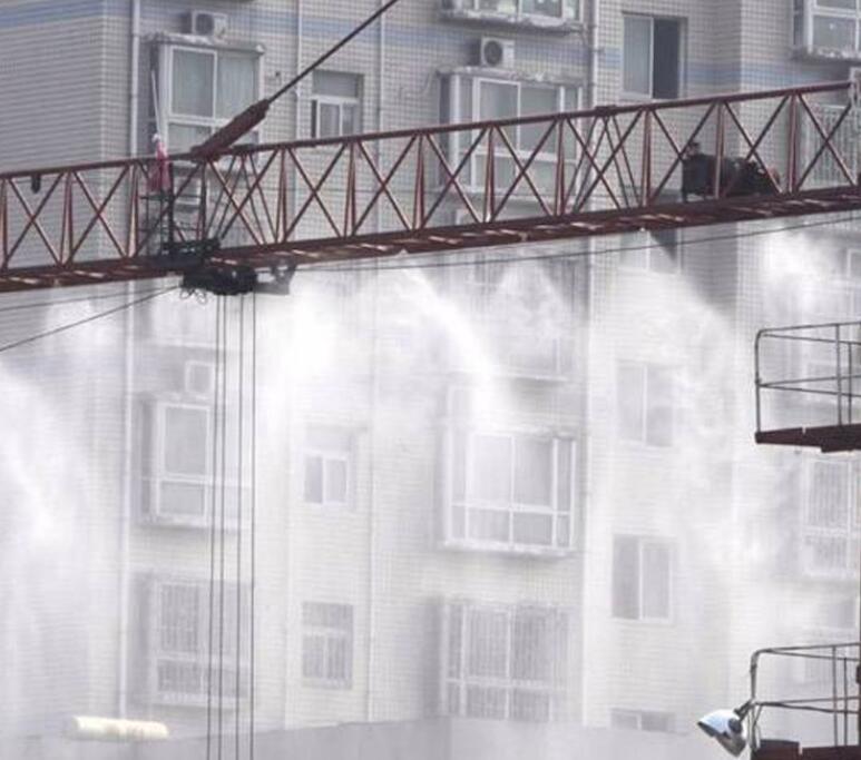 湖南工地围墙喷淋设备厂家 巨鹿县创达机械制造供应