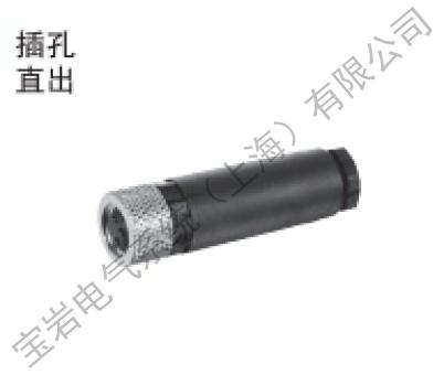 中国台湾原装M8连接器常用解决方案 来电咨询 上海宝岩电气系统供应