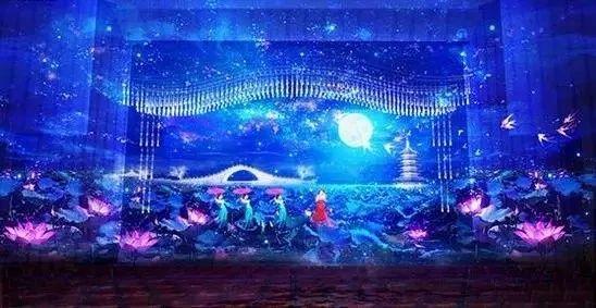 天津全息宴会厅投影「上海音维电子科技供应」