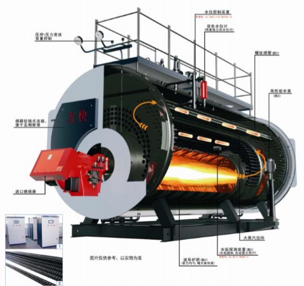 新市区电加热承压热水锅炉的设计,炉