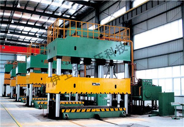 框架式液压机厂家供应 江苏伊士乐液压科技供应