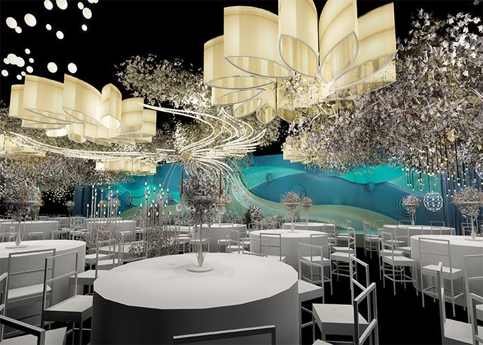 涪城区口碑好的寿宴酒店价格 诚信为本「绵阳高新区汶林凤凰楼餐饮供应」
