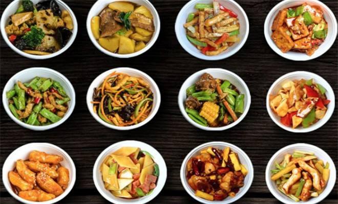 北京快餐小碗菜询问报价 和谐共赢 安徽粮农食品供应