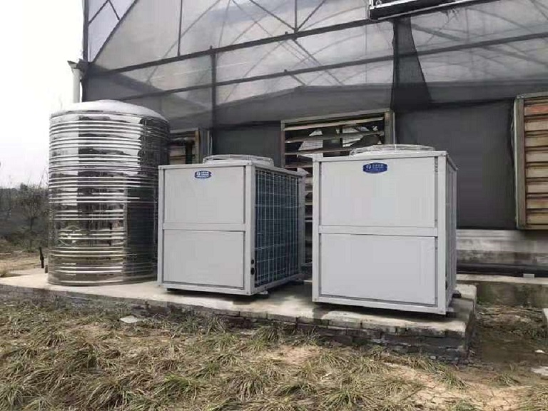 濮阳空气能热水工程,热水工程